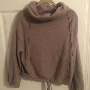 Anthropologie Cowl Neck